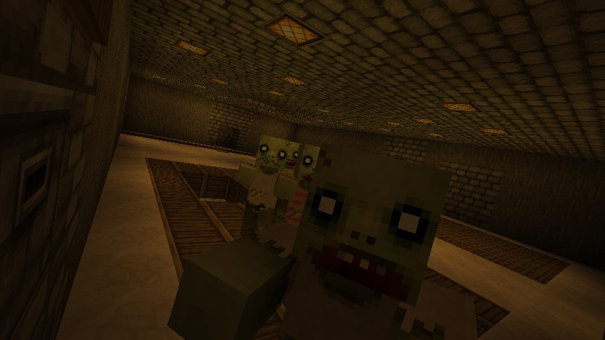 Zombie survival game minecraft blog for Zombie crafting survival games