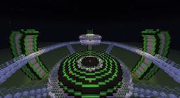 Spleef Arena Minecraft Map & Project