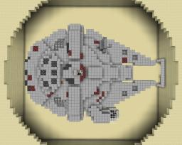 Millennium Falcon Minecraft Map & Project