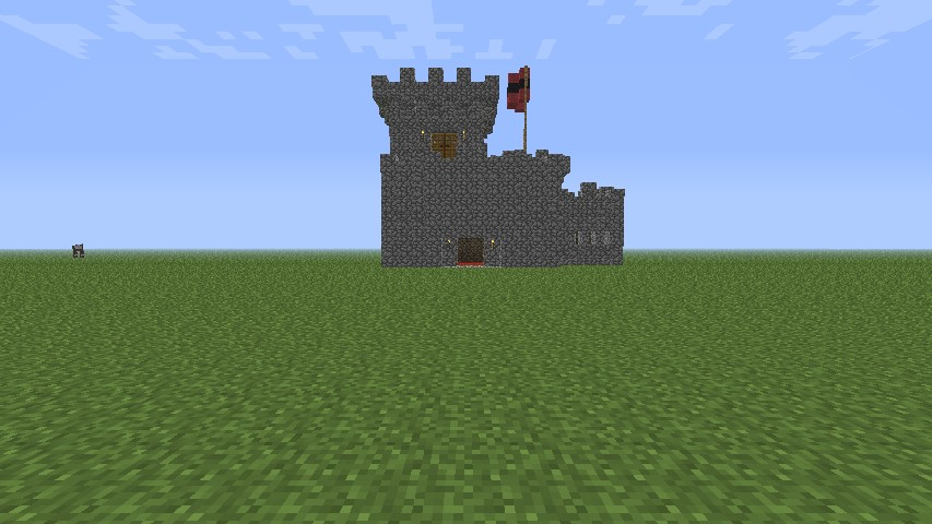 Cool Mini Castles 1 Prison Fortress Minecraft Project