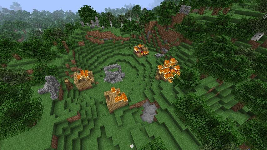 Sthurin Tribal Village...