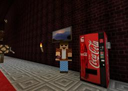 SnaggeCraft (With Coke Vending Machine!) Minecraft Texture Pack