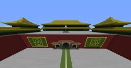 The Earth kingdom palace Minecraft Map & Project