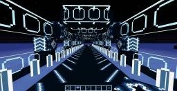 Tron: City 1! WIP coming soon, Minecraft