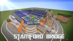 Football Stadium - Stamford Bridge [Release Soon!!] Minecraft Map & Project