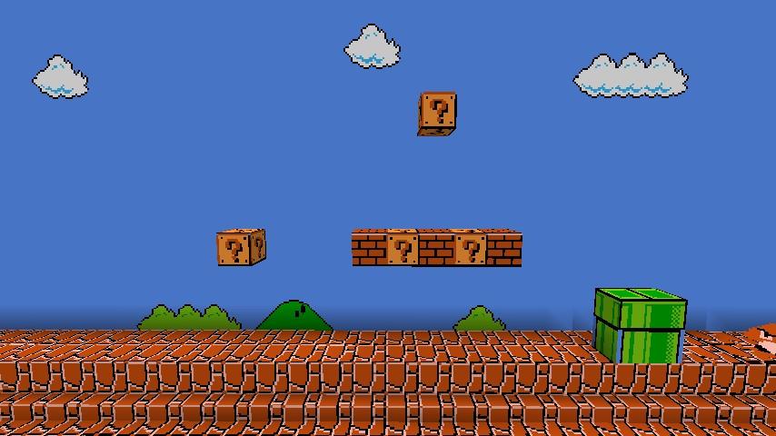 Super Mario Bros World Mapa Super Mario Bros