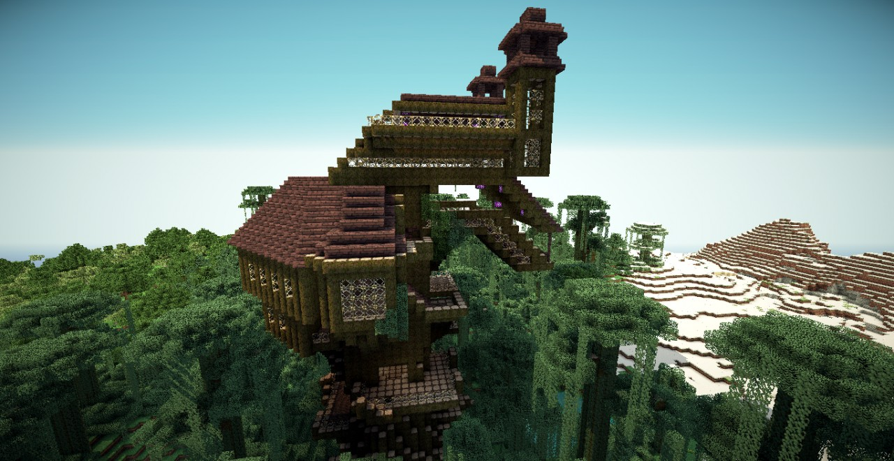 Minecraft - TreeHouse Minecraft Project