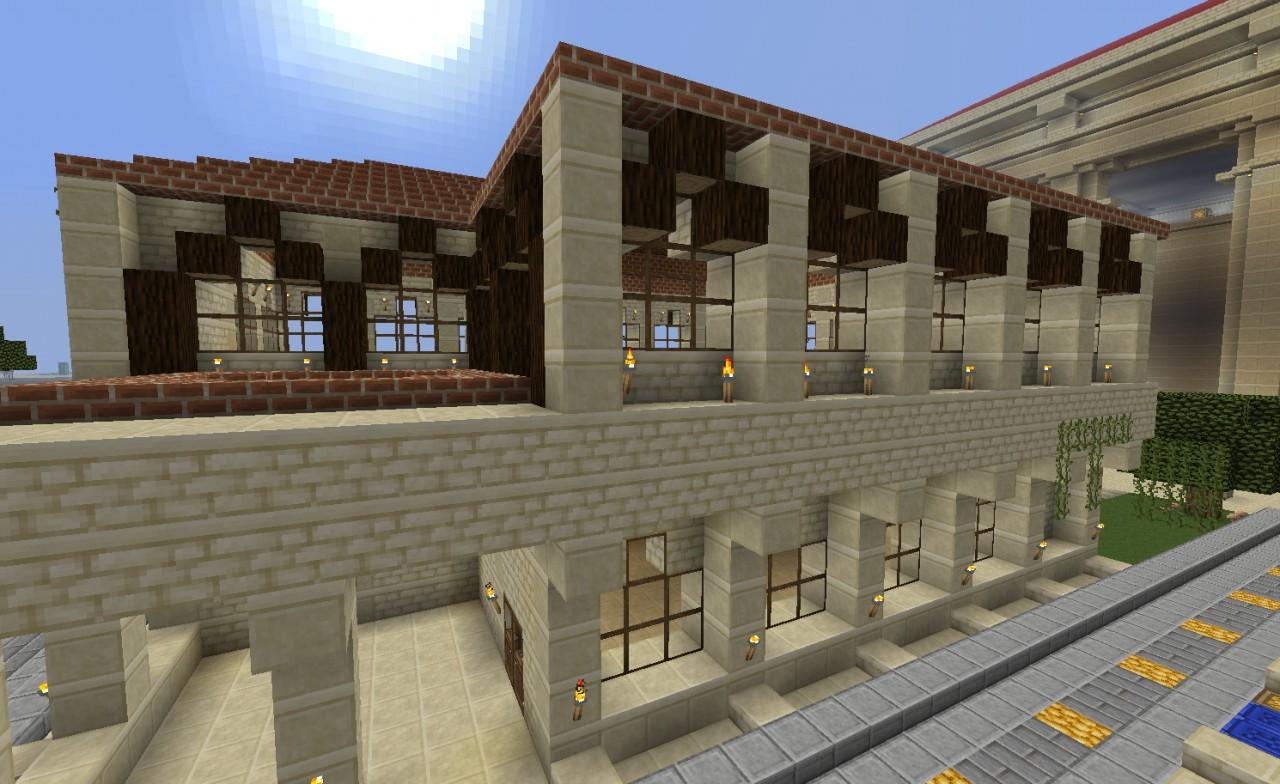 Inspiring Roman Style Home 22 Photo Architecture Plans