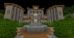 The Great Castle of Lynx Minecraft Map & Project