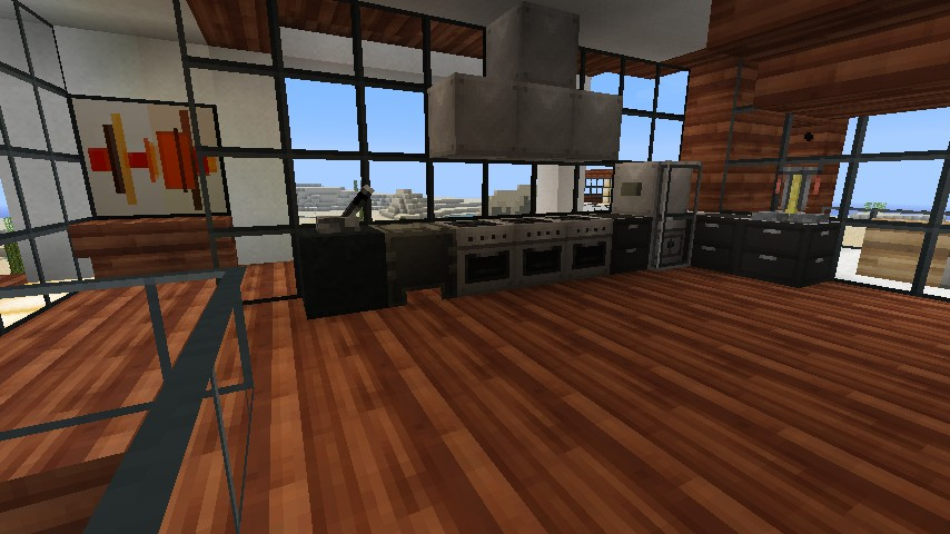 Kitchen on the 2nd Story
