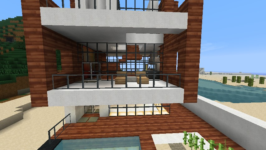 2nd Story Balcony