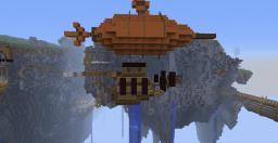 GoIO Goldfish Prototype Minecraft Map & Project