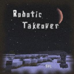 Robotic Takeover Minecraft Texture Pack