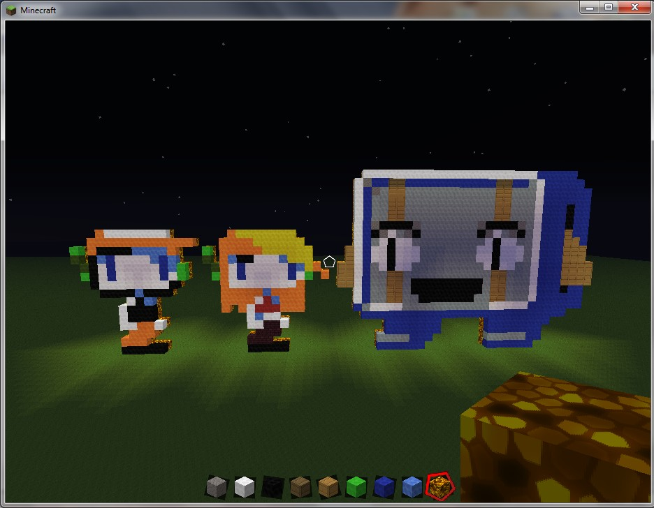 Cave Story Balrog Took FOREVER Minecraft Project - Minecraft grobe hauser download
