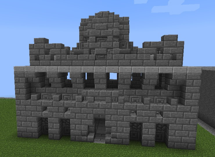 Building Minecraft Project