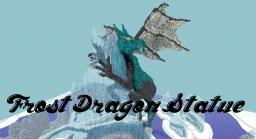 Perfect World - Frost Dragon Statue Minecraft Project