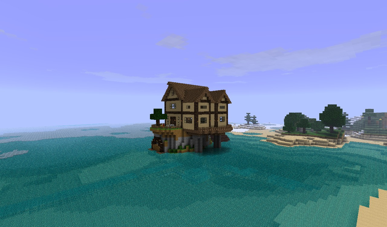 Far Away House From Far Away