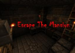 Escape The Mansion! Minecraft Map & Project
