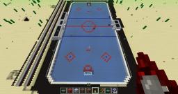 MineCraft Hockey Rink Minecraft Map & Project