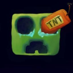 Creeper Art Minecraft Blog