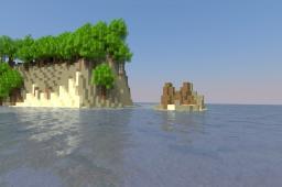 Ilolon | Custom Terrain Compilation | 2680 x 2680 Minecraft Map & Project