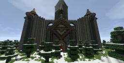 Castle Hearth Heart + Schematic Minecraft