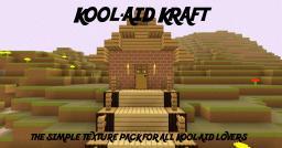 Kool-Aid Kraft Minecraft Texture Pack
