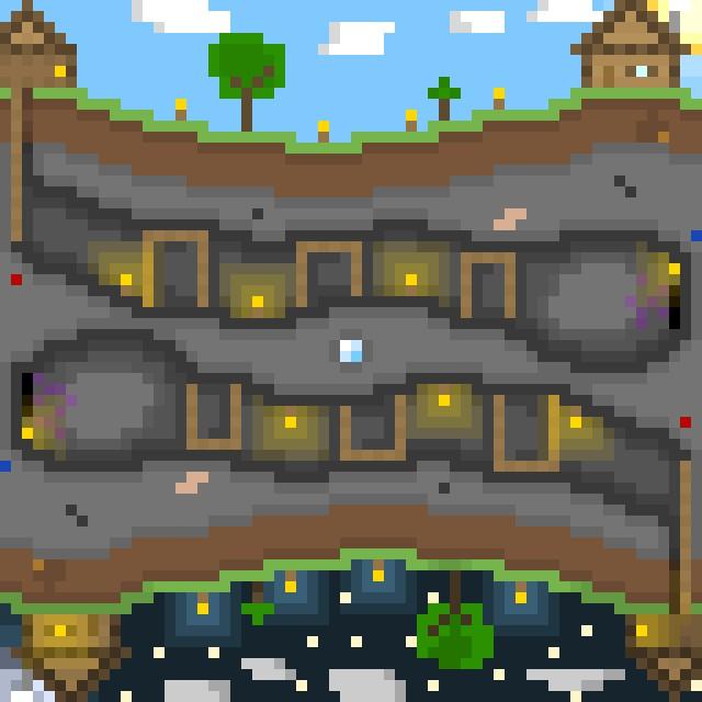 sandbox pixel art day 7