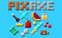 PIXAXE Minecraft Texture Pack