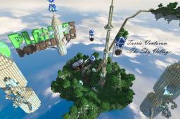 Turris Ventorum- The Sky Village Minecraft