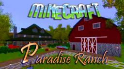 EPIC Minecraft houses - Paradise Ranch Minecraft Map & Project