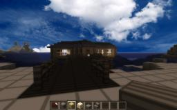 Island House Minecraft Map & Project