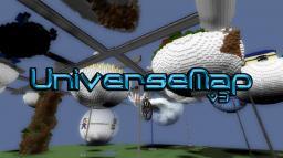 UniverseMap V3 [UPDATE 1.3.2] Minecraft Map & Project