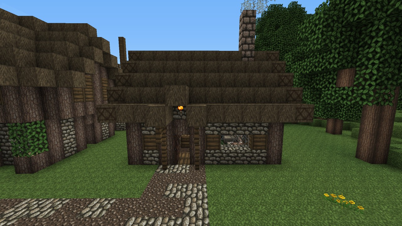 House Design Minecraft Project