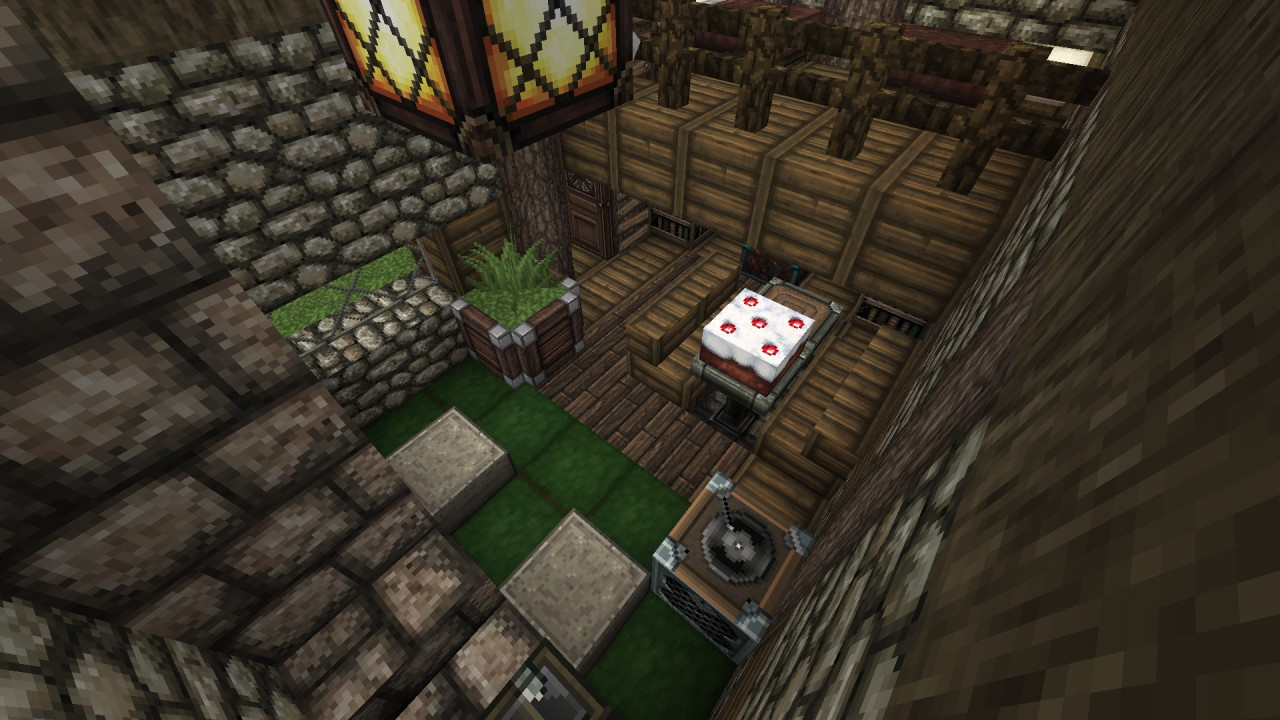 Medieval House Design Minecraft Project