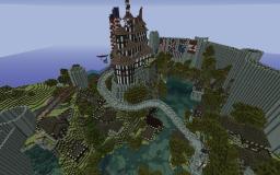 United Kingdom of Arcadia Minecraft Map & Project