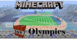 SethBling's Minecraft TNT Olympics