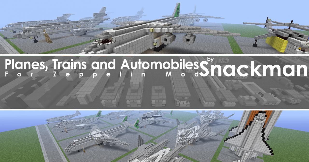 Planes Trains And Automobiles Supports Zeppelin Mod