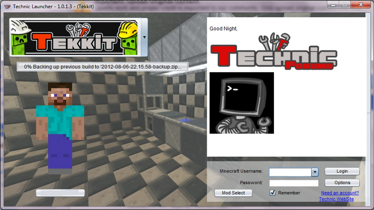 """Shockbyte on twitter: """"📥 install any #technic modpack on your."""