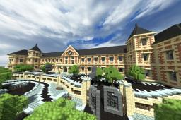St. Elmes School, by ThelastGhost, [100%] Minecraft