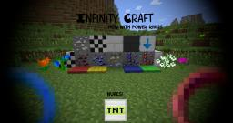 Infinity Craft (1.3.1) (New Biomes, Items, Blocks, Food And More)  (Now With Strawberry Plants And Nukes!)