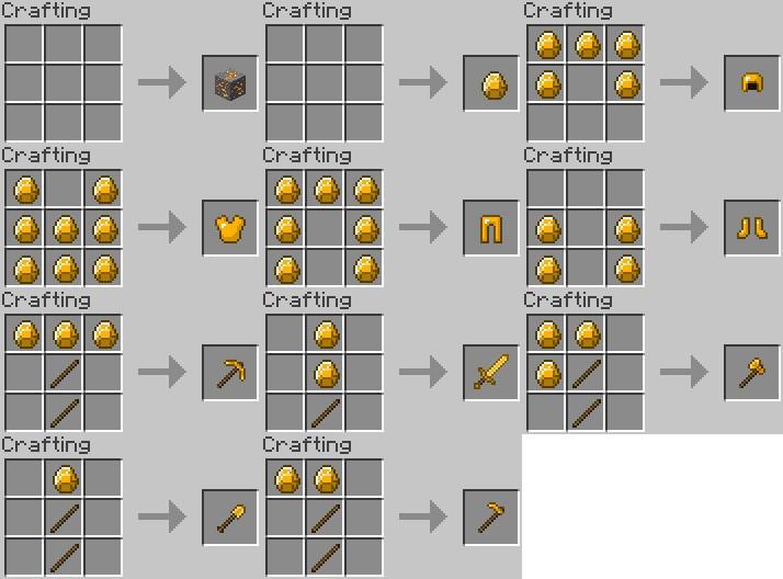 Minecraft Topaz Blog