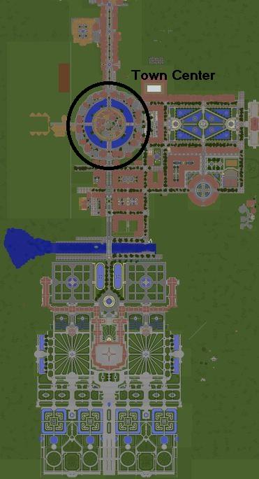 Ferrodwynn Towncenter Huge Medieval City Download