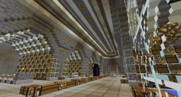 Massive Server Storage Hall Minecraft Map & Project