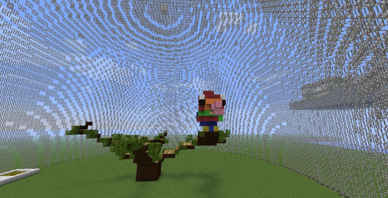 minecraft how to get a spawner cage