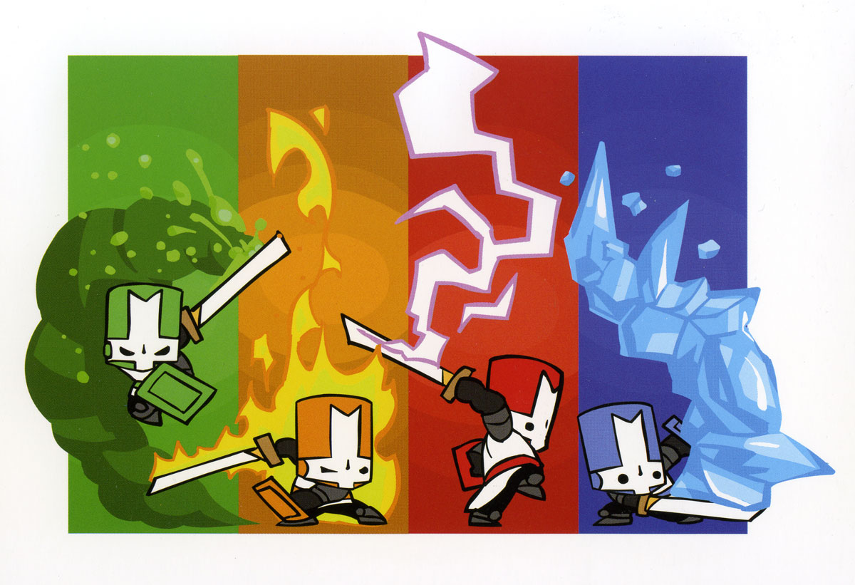 download castle crashers android