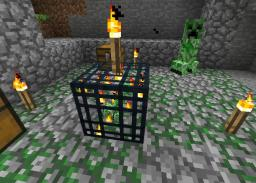 Creeper spawner found !!! (Download Link In the Description) Minecraft Map & Project