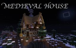 Detailed medeval house! Minecraft Map & Project