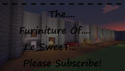 Funiture Collection - INSIDE Minecraft Map & Project