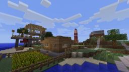My dream island ! Minecraft Map & Project